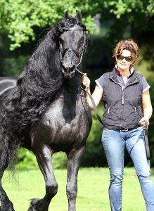Ancilla Bruggink met Jasper 366